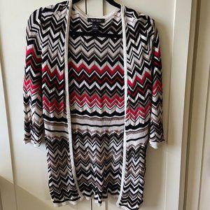 WHBM Chevron Sweater